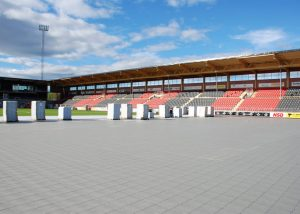 UltraDeck - Ratina Stadium - Tampere - Finland