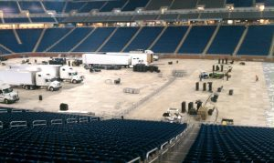 Ford Field Detroit - AD3 -Field Turf surface - 001111