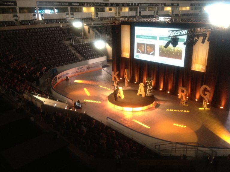 Event Rigging DNB Arena X-min