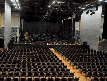 DanceDeck in Terningen Arena, Elverum, Norway