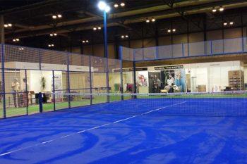 Padel court - Indoor borders