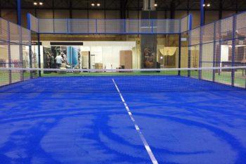 Padel court - Indoors