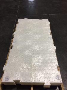 OmniDeck mats with aero holes